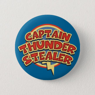 Captain Thunderstealer Button