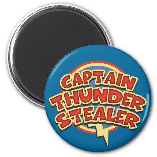 Captain Thunderstealer Magnet