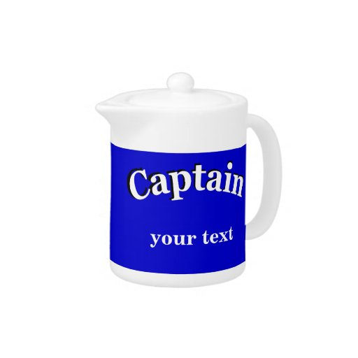 Captain to Personalize