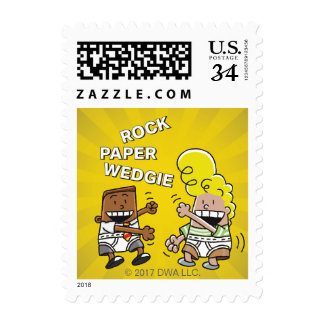 Captain Underpants | Rock Paper Wedgie Postage