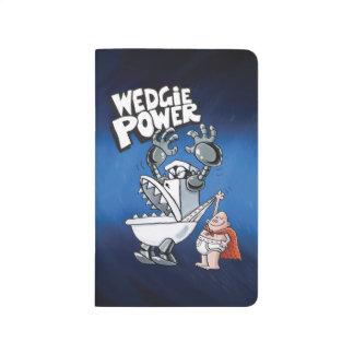 Captain Underpants | Wedgie Power Journal