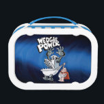 """Captain Underpants   Wedgie Power Lunch Box<br><div class=""""desc"""">Check out Captain Underpants giving a giant wedgie to Turbo Toilet 2000! Wedgie Power! Customize your own Captain Underpants gear by adding your own text or resizing the art to focus on your favorite part!</div>"""