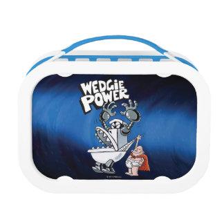 Captain Underpants   Wedgie Power Lunch Box