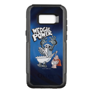 Captain Underpants | Wedgie Power OtterBox Commuter Samsung Galaxy S8+ Case
