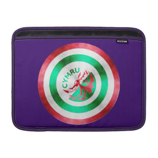 Captain Wales Sleeves For MacBook Air