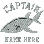 Captain - With Shark customizable Polo