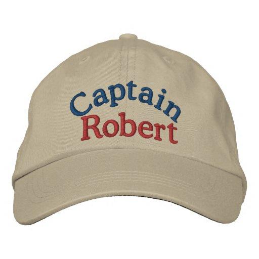 Captain's Cap by SRF