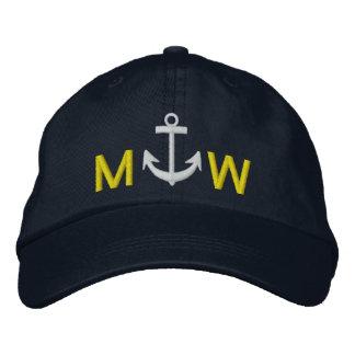 Captain's Cap by SRF Baseball Cap