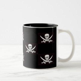 Captain's Gambit-IV Two-Tone Coffee Mug