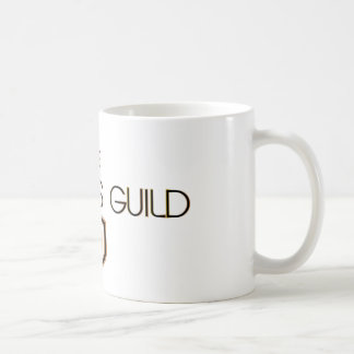 Captain's Guild 11 oz Classic White Mug
