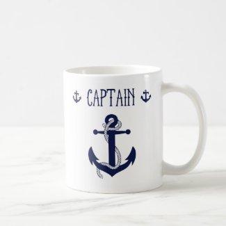 Captain's Mug Mug