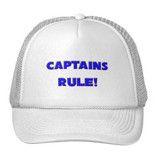 Captains Rule! Trucker Hats