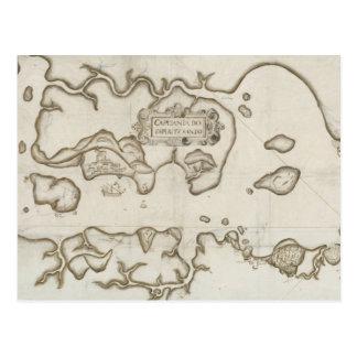Captainship of the Espiritv Santo (1608-1612) Postcard