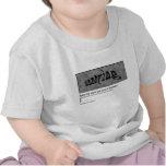 Captcha de molestia camiseta