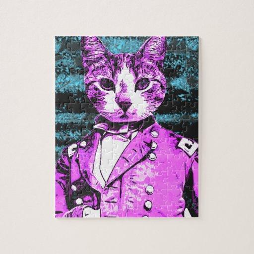 captian meow puzzle