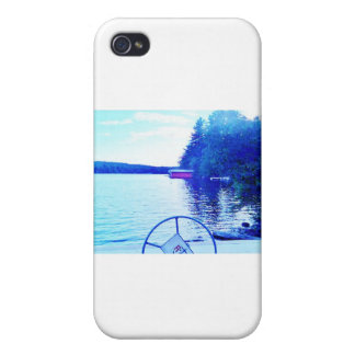 captian of your ship iPhone 4 cover