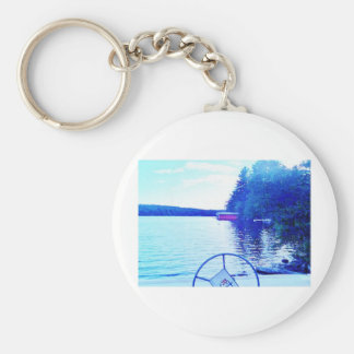 captian of your ship key chains