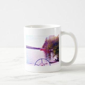captian of your ship perfect light coffee mug