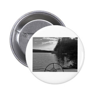 captian of your ship stormy light pinback buttons