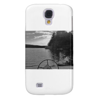 captian of your ship stormy light galaxy s4 case