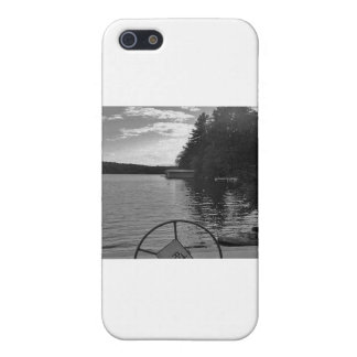 captian of your ship stormy light iPhone 5 covers