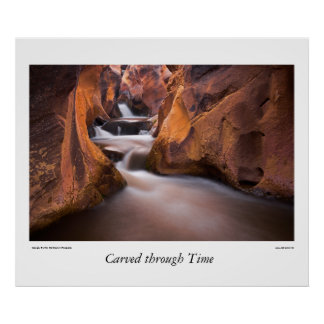 Captiol Reef Canyon Poster