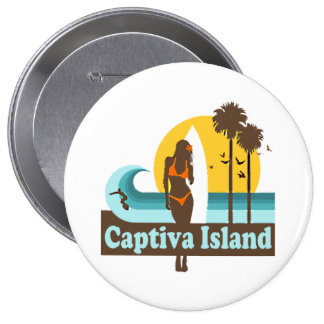 Captiva Island. Pins