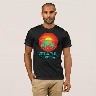 CAPTIVA ISLAND, FLORIDA TROPICAL DESTINATION TEE