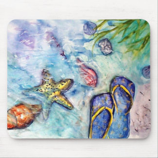 Captiva Island Memories Mouse Pad