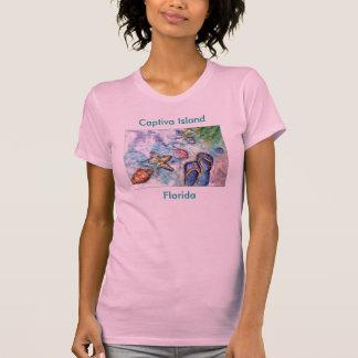 Captiva Island Memories Tee Shirt