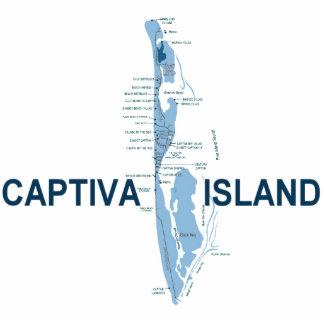 Captiva Island. Statuette