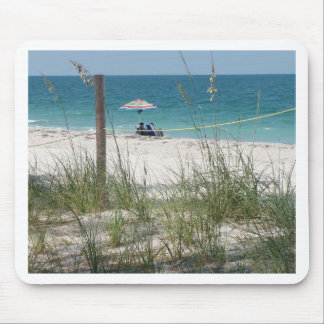 Captiva Sea Oats Mouse Pad