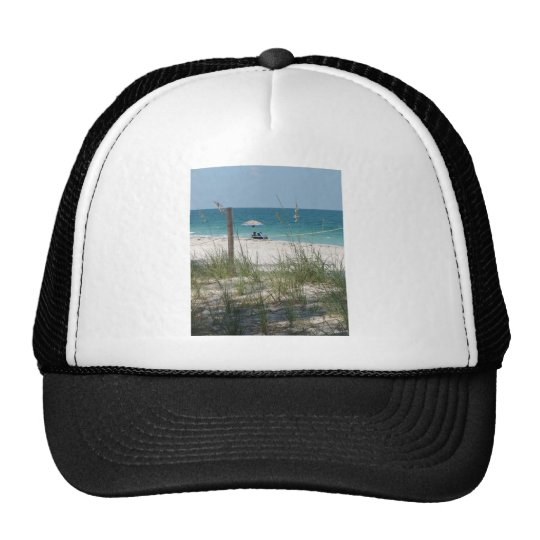 Captiva Sea Oats Trucker Hat