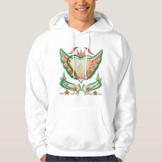 Captivating Hooded Sweatshirt