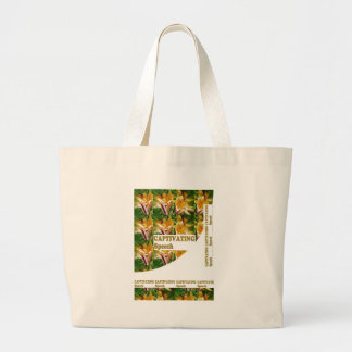 CAPTIVATING Speech :  Matter Positive Compliments Tote Bags