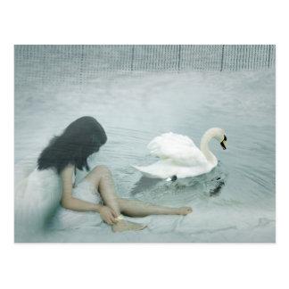Captive Angel Postcard