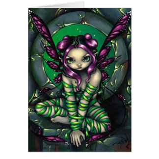 """Captive Fairy"" Greeting Card"