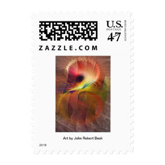 Captive Moment Postage