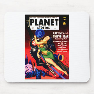 Captive of the Thieves Star Mouse Pad