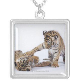 Captive, South Africa Silver Plated Necklace