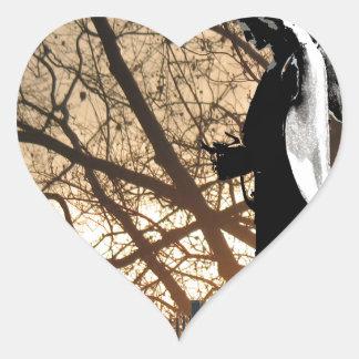 CaptiveAngel Heart Sticker