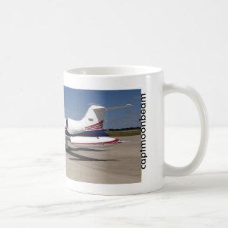 CAPTMOONBEAM Learjet 35A Coffee Mug