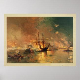 Captura americana de la guerra civil de New Orlean Impresiones