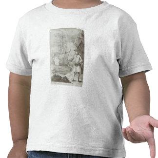 Captura de capitán Avery Camisetas