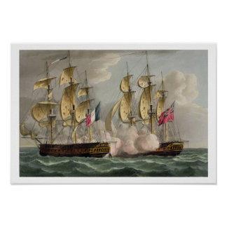 Captura de L'Immortalite, el 20 de octubre de 1798 Impresiones