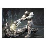 Captura de pantalla: Batman contra Cyborg Anuncios Personalizados