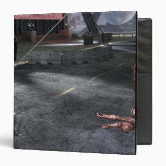 Captura de pantalla: Batman contra flash