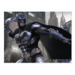 Captura de pantalla: Batman Postal