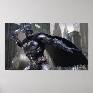 Captura de pantalla: Batman Póster