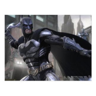 Captura de pantalla Batman Tarjeta Postal